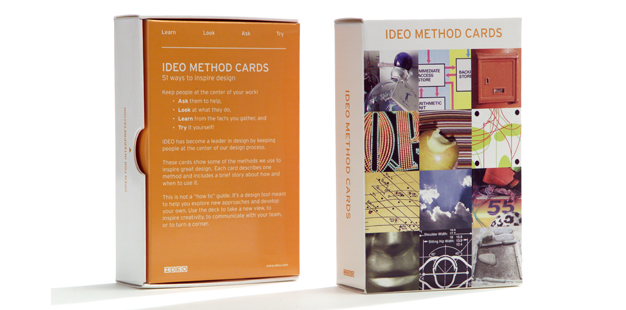 3.4 IDEO / Method Cards