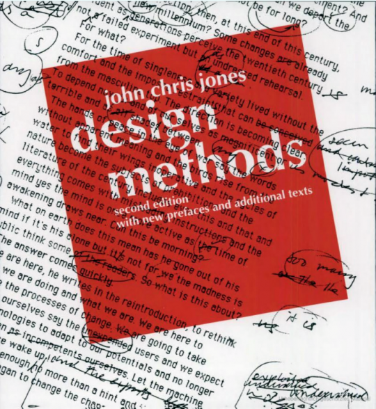 3.3 John Chris Jones / Designmethods
