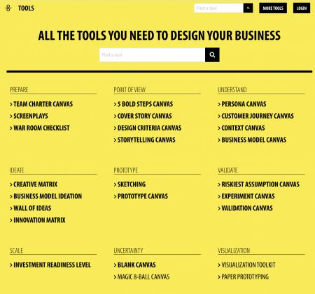 designabetterbusiness.tools